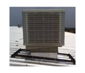 Evaporative Cooler fixed outdoor