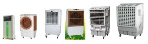 Evaporative air coolers dubai abu dhabi uae